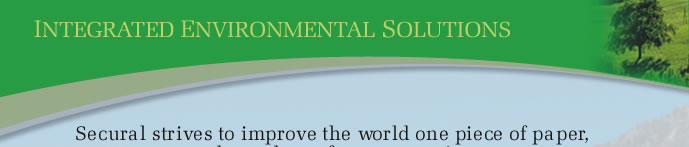 Intergrated Environmental Solutions